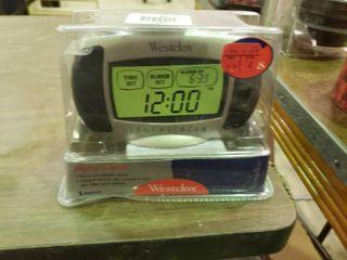 Westdox Digital Alarm Clock