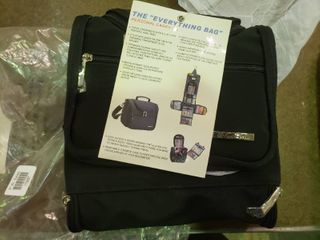 The  Everything Bag  Personal Carry On