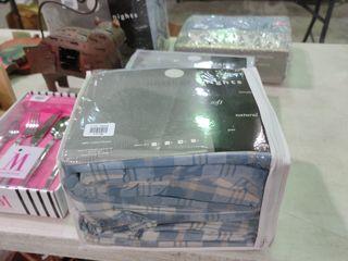 Northern Nights Flannel Queen Sheet Set