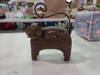 Small Cat lantern