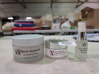 lot of Neck Care Products
