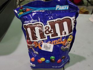 34 oz Bag of Caramel M Ms