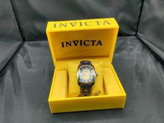 Invicta Men s Watch  Model NO  2387 with Genuine leather Strap