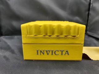 Invicta Men s Watch  Model NO  2999 with Genuine leather Strap