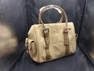 Charlie lapson Fine leather Handbag