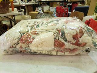 Queen Floral Bed Set
