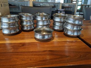 Assorted Items  Salt And Pepper Shakers  Sugar Holders And More