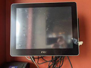 6  15 Inch POS Monitors