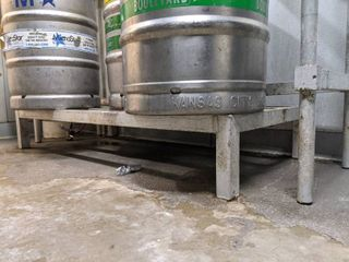 Dunnage Rack Contents Not Included