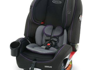 Graco Grows4Me 4 in 1 Convertible Car Seat   Gray