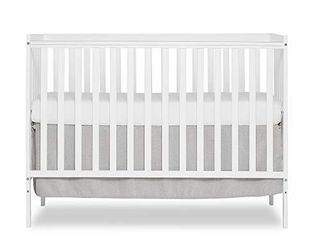 Dream On Me  Synergy 5 in 1 Convertible Crib  White