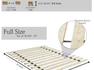 Onetan 0 75 Inch Heavy Duty Full Mattress Slats