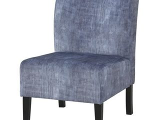 Triptis Casual Blue Accent Chair  Retail 109 98