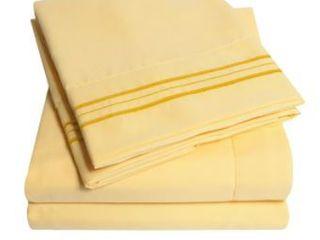 Queen 4 piece Sheet Set
