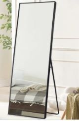 large Full length Floor Mirror with Stand  Retail 141 99