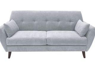 Elle Decor 61 Inch Mid Century Modern Amelia Sofa  Retail   469 99