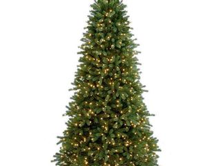 6 5 ft  Jersey Fraser Fir Slim Tree with Clear lights