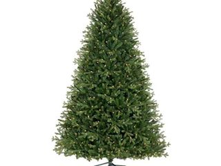 Home Decorators Collection 7 5 ft Miles Noble Fir lED Pre lit Artificial Christmas Tree with 660 Color Changing lights and 116 Functions color show remote missing