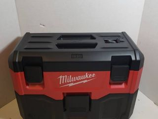 MIlWAUKEE M18 2 Gallon Wet Dry Vaccum Tool Only  NO Battery or Charger