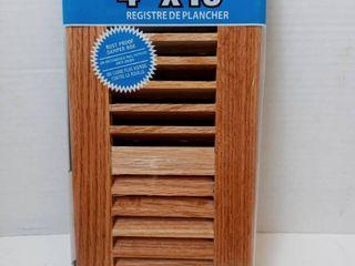 Decor Grates Wood Floor Register 4 A10