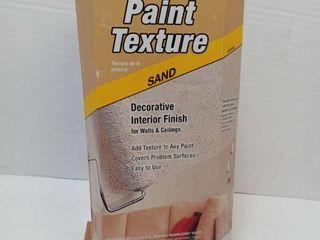 Homax Paint Texture Decorative Interior Finish  Medium Sand