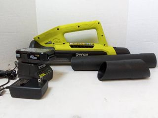 RYOBI 18V lithium Cordless Blower
