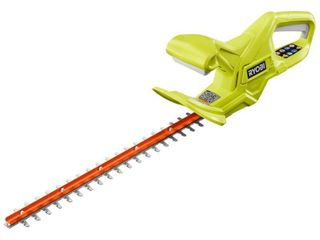 RYOBI ONE  18 in  18 Volt lithium Ion Cordless Hedge Trimmer  Tool Only