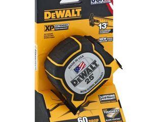 DEWAlT DWHT36225S Tape Measure  25 Ft