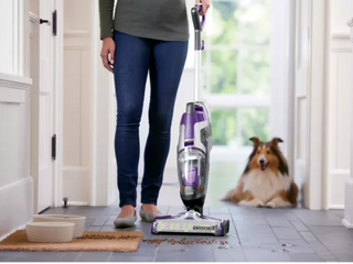 BISSEll CrossWave Pet Pro Multi Surface Wet Dry Vac a 2306    269 99 Retail