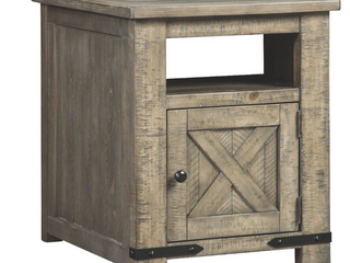 Aldwin End Table with Storage from Signature Design by Ashley