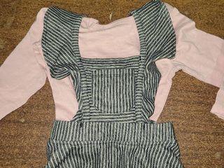 Girls Size 5t Dress and Shirt
