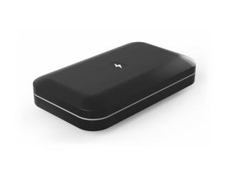PhoneSoap 3 Smartphone UV Sanitizer   Black
