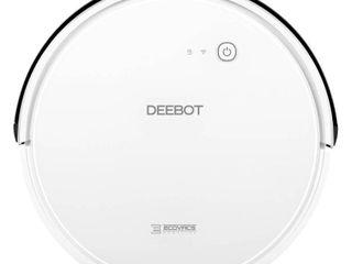 ECOVACS Robotics   DEEBOT 600 Wi Fi Connected Robot Vacuum   White  379 99