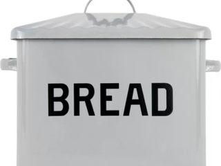 Selim Bread Box in Grey
