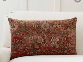 Aluma Printed lumbar Pillow Cover 16ax26a
