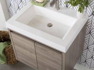 Rachal 24 50  Single Bathroom Vanity   no sink