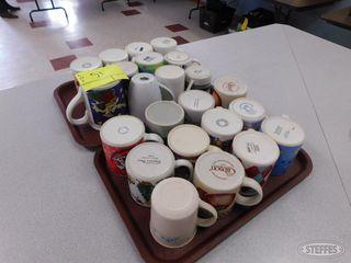 23 Asst coffee mugs 1 jpg