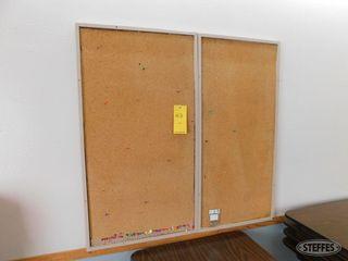 Advertising cork board 1 jpg