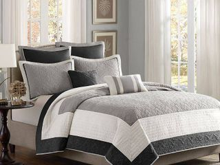 Home Essence longmont 7 Piece Bedding Coverlet Set
