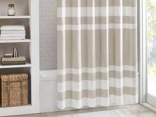 Porch   Den Niantic Shower Curtain with 3M Treatment