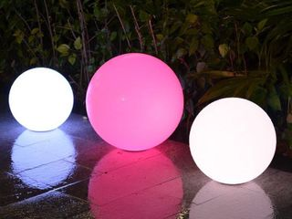 Freeport Park Solon Outdoor Floating light