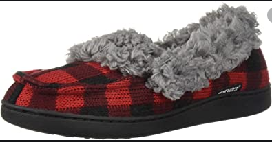 Muk luska   Women Size Xl 11 12 Anais Moccasin Slippers