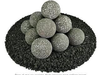 Ceramic Indoor Outdoor Fire Balls