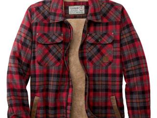legendary Tough As Buck Mens Medium Shirt Jacket