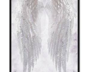 Oliver Gal Wings of Angel Amethyst