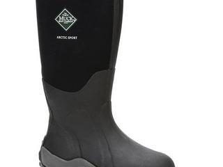 The Original Muck Boot Company Arctic Sport Men s Boots 9 US Black Retail 144 99