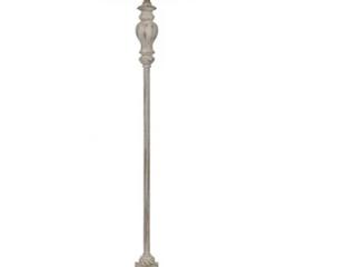 Ollerton Brown 62 5 inch Tapered Drum Floor lamp