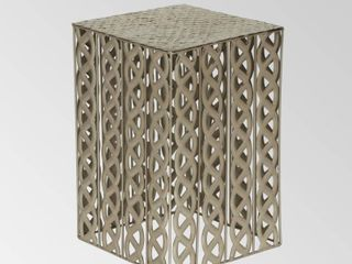Donnellon Modern Square Accent Table by Christopher Knight Home  Retail 97 99