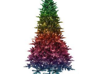 Kurt Adler Twinkly 6 Foot Pre lit Garfield Tree with 200 led lights