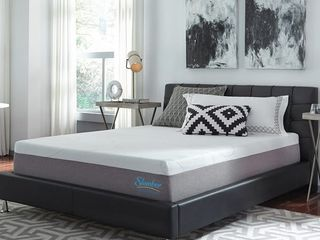 Slumber Solutions 12 inch Gel Memory Foam Choose Your Comfort Mattress  Retail 422 99